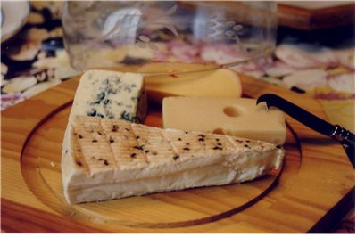 Picture Of Cheese Full Plate