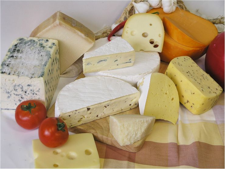 Picture Of Cheese Table