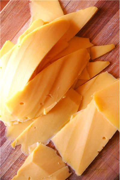 Picture Of Farm Gouda Cheese