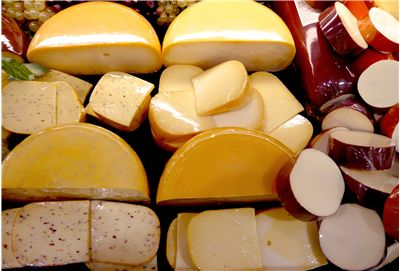 Picture Of Gouda Dairy Cheese